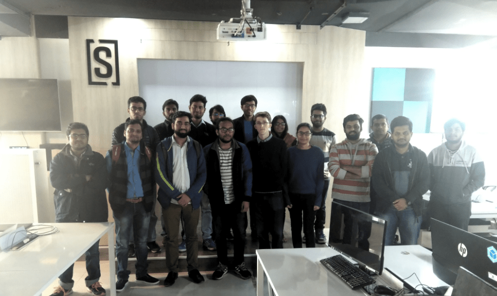 December Delhi useR Meetup at Atlan