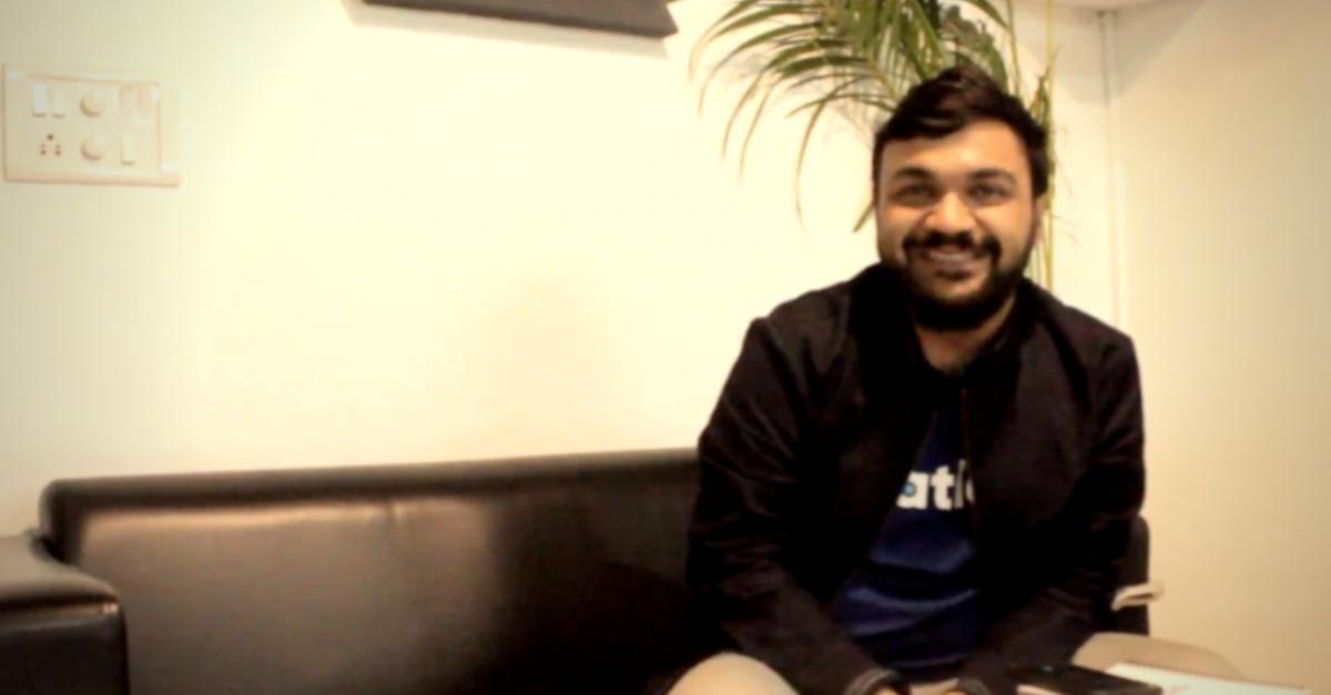 Humans of Atlan: Gaurav Singh